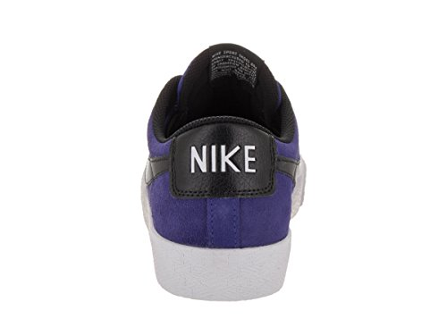 Nike Mens Sb Zoom Dunk Low Pro Scarpe Da Skate Deep Night, Nero-bianco