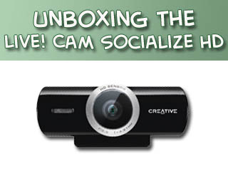 Creative Live! Cam Socialize HD (VF0610) Webcam Driver PC