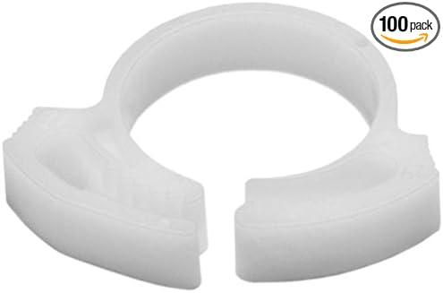 Plastic Snapper 3//4 Hose Clamp