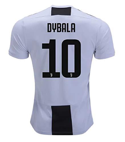 72e267694 Dybala 10 Juventus 18 19 Soccer Jersey Mens Size M