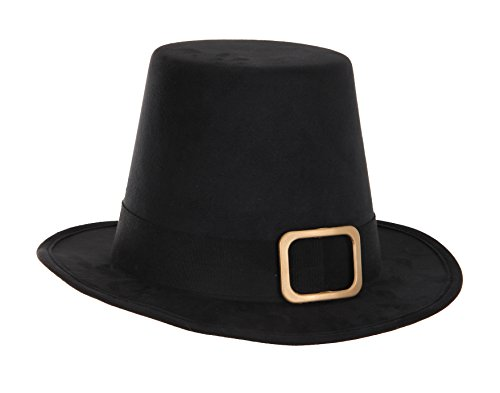 elope Adult Deluxe Pilgrim Hat