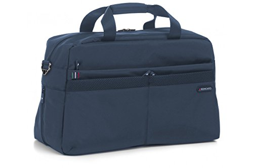 Roncato Venice Sl – Expandable Cabin Duffle/Tablet Holder 10″ (Blue) For Sale