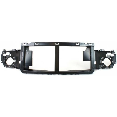 MAPM - F-SERIES SUPER DUTY 05-07 HEADER PANEL, Grille Opening Panel Reinforcement, ABS Plastic - FO1220240 FOR 2005-2007 Ford F-250 Super Duty