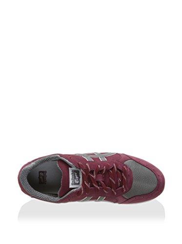 Onitsuka Tiger Colorado Eighty-Five, Sneaker Unisex - Adulto, Bordeaux/Grigio, EU 44