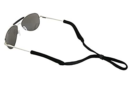 Pack of 6 ONME Universal Fit Rope Eyewear Retainer Sports Sunglass Holder Strap