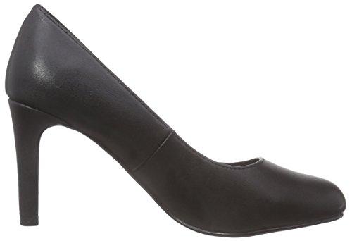 s.Oliver22401 - zapatos de tacón cerrados Mujer Negro - Schwarz (BLACK NAPPA 022)