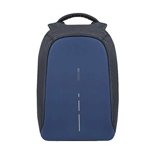 XD Design Bobby Compact Anti-Theft Laptop Backpack with USB port (Unisex bag) ()