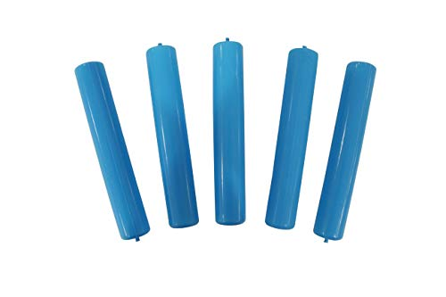 (Ice Cube Sticks 5 Reusable Freezable Water Bottle Cooling Rods (5 Sticks))