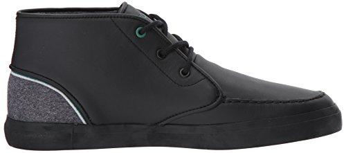 Lacoste Mens Sevrin Mid 417 1 Sneaker Nero / Nero