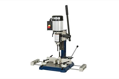 RIKON Power Tools 34-255 Bench Top Mortise with Table Extensions