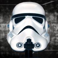 Star Wars Stormtrooper Scaled Helmet Replica (Star Master Replica Wars Helmet)