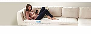 """Kindle E-reader, 6"""" Glare-Free Touchscreen Display, Wi-Fi (Previous Generation – 7th) from Amazon"""