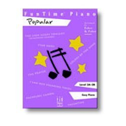 Funtime Piano Popular CD Level 3A-3B by Nancy Faber, Randall Faber (2009-04-01)