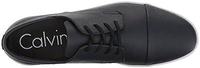 Calvin Klein Men's Bailey Saffiano Sneaker