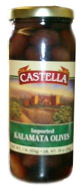 Kalamata Olives (castella) 12