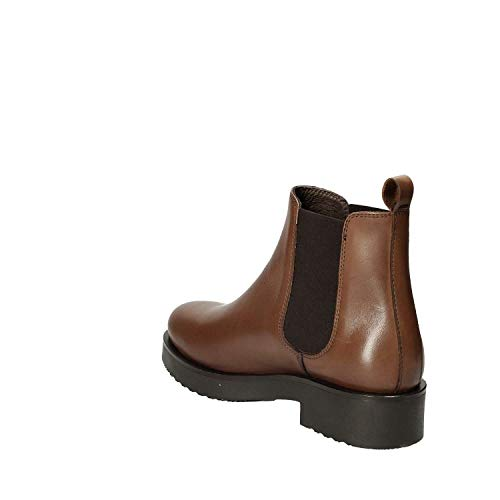 Botas 5535j 40 Mujeres Mally Marròn 05Fgq