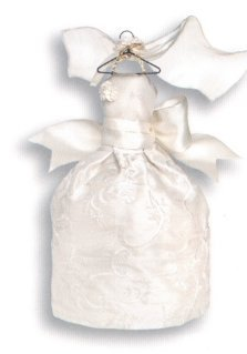 Wedding Gown Sachet by Escape Concepts