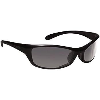 93424ff8271 Bollé Safety 253-SR-40067 Safety Spider Eyewear with Dark Gunmetal Nylon +  TPE Frame and Smoke Lens