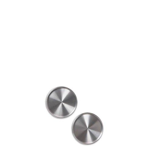 Levenger Aluminum Circa Discs, 1 1/2-Inch (set of 11) (ADS8325 SL)