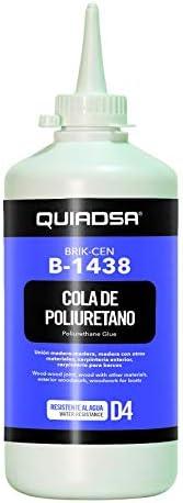 Quiadsa 52600005 B-1438 Adhesivo Pegamento de Poliuretano, 500 g ...