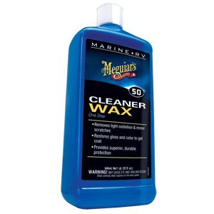 Price comparison product image The Amazing Quality Meguiar's Boat/RV Cleaner Wax - Liquid 32oz