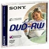 Sony DMW60AJ - Disco DVD-RW, regrabable