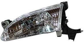 TYC 20-5219-00 Toyota Corolla Passenger Side Headlight Assembly