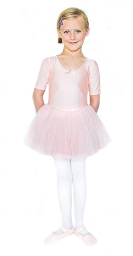 c81438162ba87 STELLE Toddler/Girls Cute Tutu Dress Leotard Dance, Gymnastics Ballet