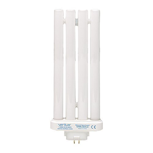Verilux 36W Natural Spectrum Replacement Compact Bulb - Verilux CFML36VLX by Verilux
