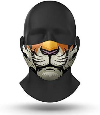 tiger facemask