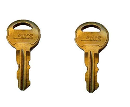 Keys for Doorking Keypads, Gate Telephone Entry System, Gate Operators and Openers Made After 1997