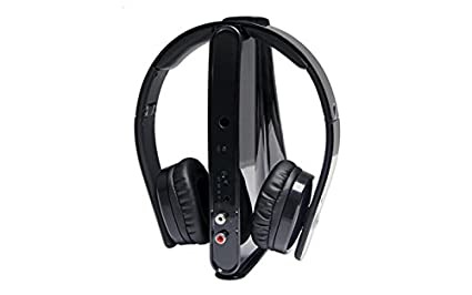 Vieta VHP-WT400BK - Auriculares de diadema cerrados, compatible con TV, color negro: Amazon.es: Electrónica