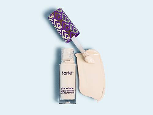 Tarte Shape Tape Concealer Travel Size Mini .03 Ounce Double Duty Contour (Fair Neutral 12N)