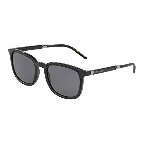 Soleil 6115 homme DG GOLDONI Gabbana de Lunettes amp; GREY BLACK Dolce qwxIS7aB