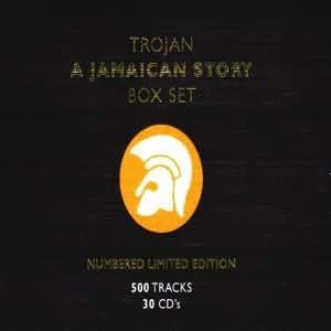 Various Artists Trojan A Jamaican Story Box Set Amazon