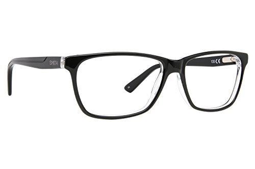 Eyeglasses Smith Decoder 0K4X Black - Strongest Eyeglass Frames