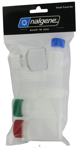 Travel Kit - S - WHITE - White Dispensing
