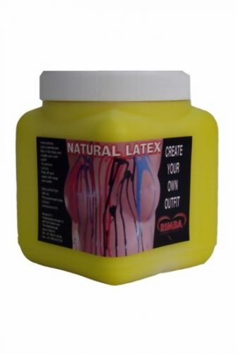 Body Paint Equipment - Liquid Latex Yellow 450 ml