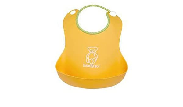 d7f4e55d299 Amazon.com   Soft Bib - Yellow By Baby Bjorn   Baby Products   Baby