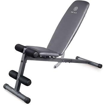 Amazon.com: AmazonBasics Flat Weight Workout Exercise