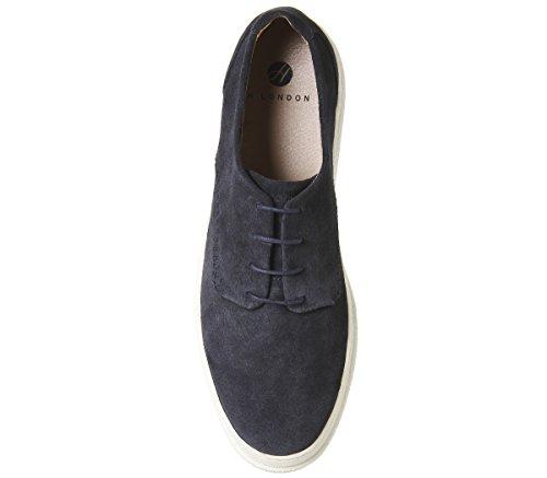 London London Shoes Alfreton Hudson Navy Hudson Shoes Alfreton FZEOw