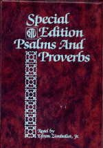 Special Edition Psalms and Proverbs (Ptl Club)