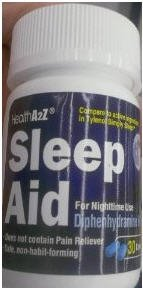 Sleep Aid 30 Caplets Compare To Tylenol Simply Sleep