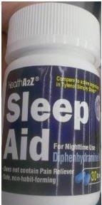 Sleep Aid 30 Caplets Compare To Tylenol Simply Sleep