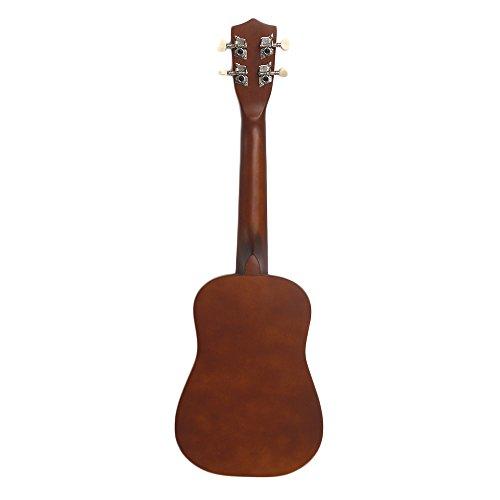 Lovinland 23'' Concert Ukulele for Beginner Kids Guitar Toys Rosewood Fingerboard with Bag by Lovinland (Image #1)