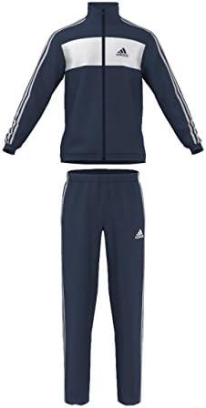 adidas TS Entry Chándal para Hombre BLU - Bianco Talla:5: Amazon ...
