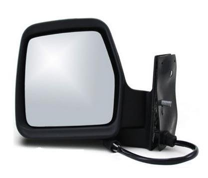 CITROEN DISPATCH 1995-2006 ELECTRIC HEATED WING MIRROR BLACK COVER PASSENGER SIDE AUTO SPARES OUTLET