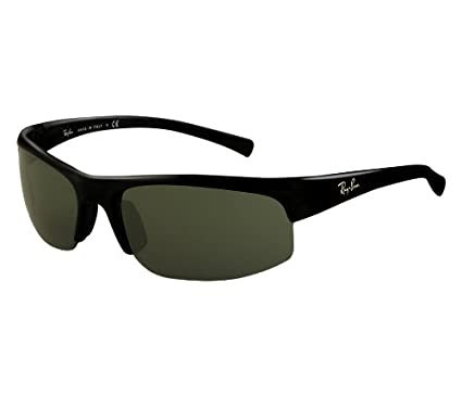 04049f3527 Ray-Ban Rectangular Sunglasses (Matte Black) (RB4039