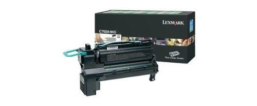 Lexmark C792A1KG C792A1KG Toner, 6,000 Page-Yield, Black