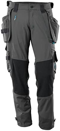 Mascot 17179-311-18-76C50 Trousers Safety Pants Dark Anthracite 76C50